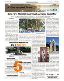 Menlo park profile cv