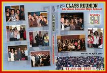 Lincoln reunion dvd case cover slim  cv