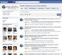 Paladin facebook cv