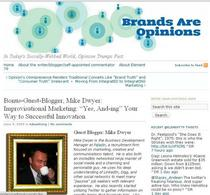 Dennis ryan blog cv