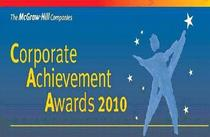 Corporate achievement award 2010 cv