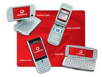 Vodafone email cv