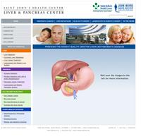 Liver pancreas center cv