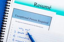 Resume pic cv