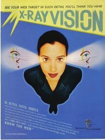 X ray vision cv