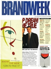 Brandweek ad wrap cv