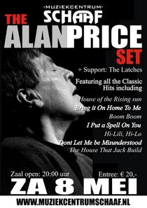 Alan price poster 84 2 x 119 cv