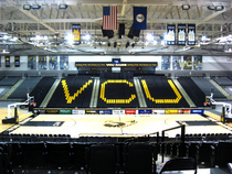 Interior stuart c siegel center vcu richmond va cv