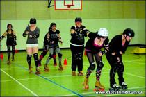 Roller derby cv