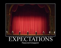 Expectations cv