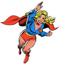 Superwoman cv