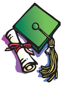 Green graduation cv