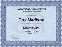 Diversity sos cv
