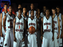 Rmu bball team shot cv