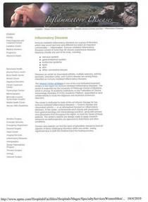 10 inflammatory dieases cv