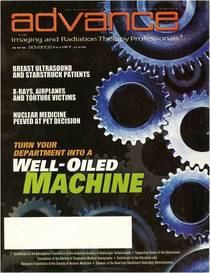 Advance   august 6 2001 imaging and aids cv