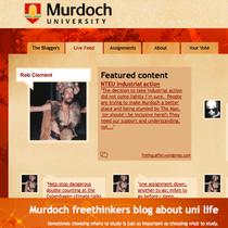 Murdoch cv