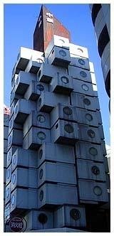 Ginza architecture cv