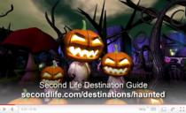 Haunted attractions cv