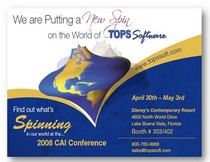 Tops software cv