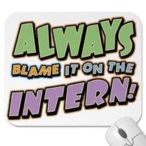 Internn cv