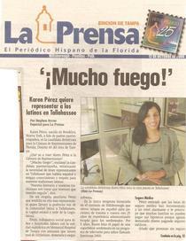 La prensa cover 2 cv