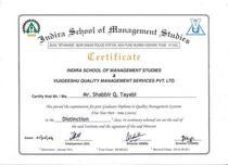 Pgdqms certificate1 cv