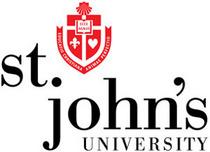 St john s university logo cv