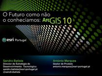 Arcgis10 slideshare cv