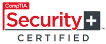 Security  certified cv