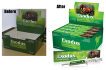 Exodus before after cv