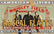 Cubs rascalflatts concert cv