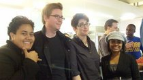 Photo with biz stone cv