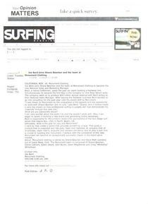 Surfingjoebard cv