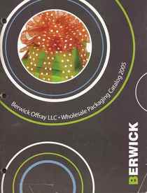 Berwick 2205 catalog cover cv