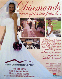 Wedding cv