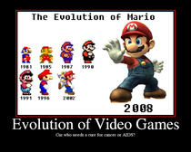 Evolutionofvideogames cv