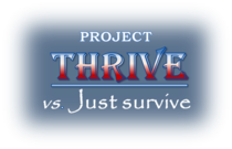 Project thrive logo cv