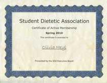 Sda active member cv