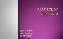Case study 4 title slide cv