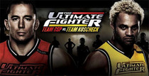 Ultimate fighter team gsp vs team koscheck cv