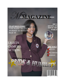 Marie magazine cv