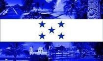 Honduras flag cv