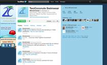 2c twitter cv
