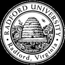 Radford university seal 1  cv