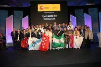 Spainskills premiados cv