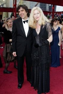 Chris innis in sue wong at 2010 oscars cv