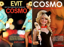 Cosmo posters cv