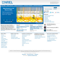 Nrel main page cv