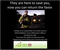 Firefighter cv